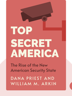 Top Secret America: The Rise of the New American Security State von Dana Priest and William M. Arkin
