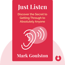 Just Listen by Mark Goulston