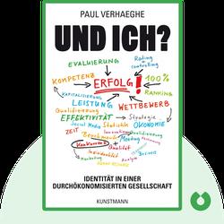 Und ich?: Identität in einer durchökonomisierten Gesellschaft von Paul Verhaeghe