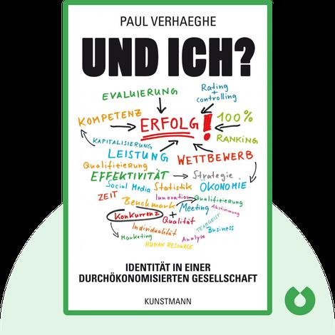 Und ich? by Paul Verhaeghe