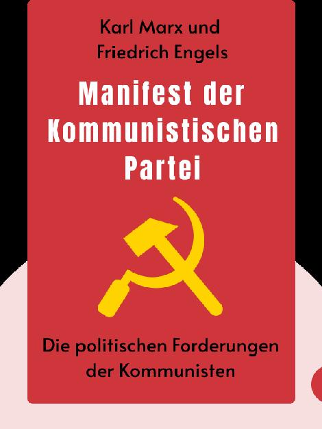 Manifest der Kommunistischen Partei by Karl Marx und Friedrich Engels