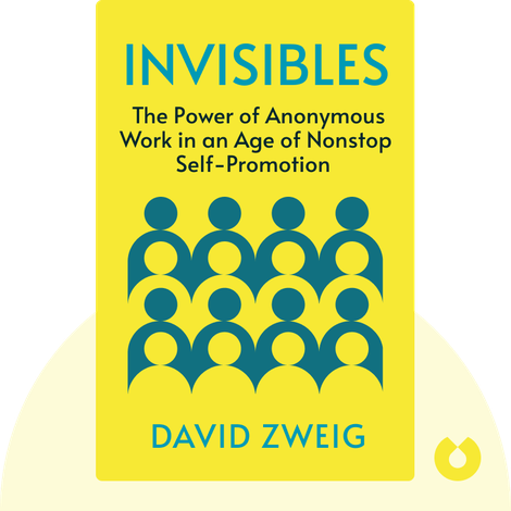 Invisibles by David Zweig