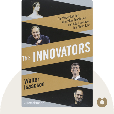 The Innovators von Walter Isaacson