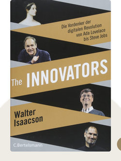 The Innovators by Walter Isaacson