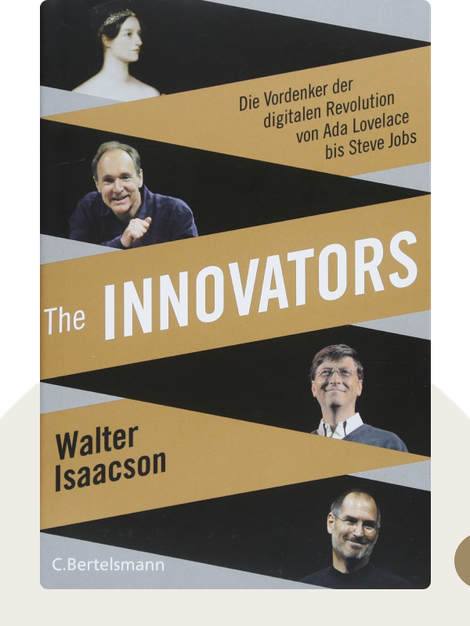 The Innovators von Walter Isaacson