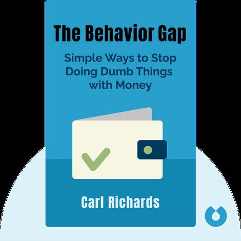 The Behavior Gap by Carl Richards