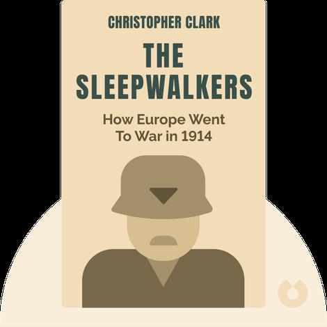 The Sleepwalkers von Christopher Clark