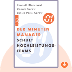 Der Minuten Manager von Kenneth H. Blanchard & Spencer Johnson