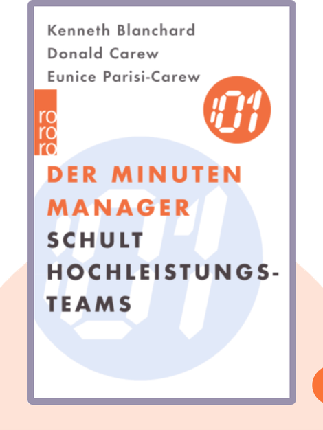 Der Minuten Manager by Kenneth H. Blanchard & Spencer Johnson