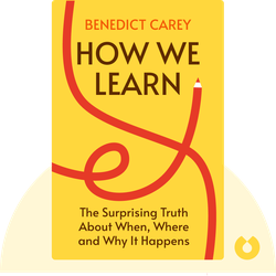 How We Learn: The Surprising Truth About When, Where and Why It Happens by Benedict Carey