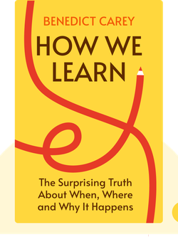 How We Learn: The Surprising Truth About When, Where and Why It Happens von Benedict Carey