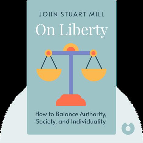 On Liberty by John Stuart Mill