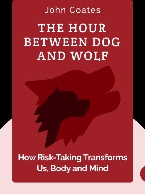 The Hour Between Dog and Wolf: How Risk-Taking Transforms Us, Body and Mind by John Coates