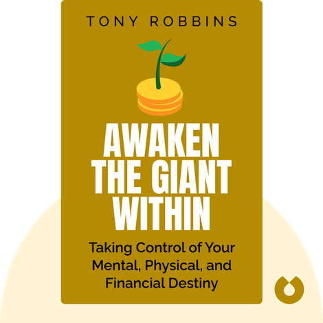 Awaken The Giant Within von Tony Robbins