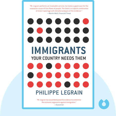 Immigrants by Philippe Legrain