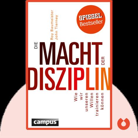 Die Macht der Disziplin by Roy Baumeister, John Tierney
