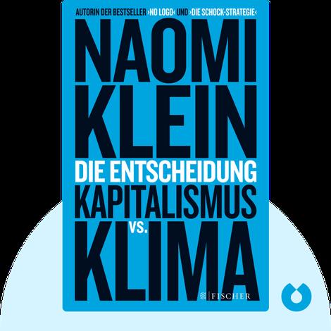 Die Entscheidung by Naomi Klein