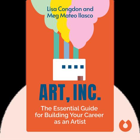 Art, Inc. von Lisa Congdon and Meg Mateo Ilasco