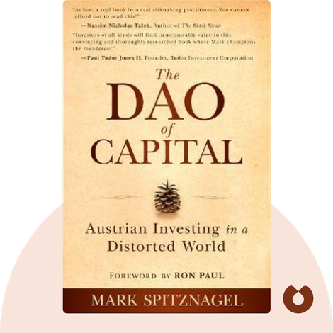 The Dao of Capital by Mark Spitznagel