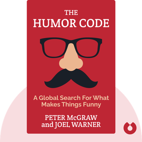 The Humor Code by Peter McGraw and Joel Warner