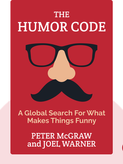 The Humor Code: A Global Search For What Makes Things Funny von Peter McGraw and Joel Warner