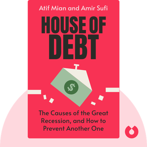 House of Debt by Atif Mian and Amir Sufi