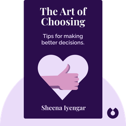 The Art of Choosing von Sheena Iyengar