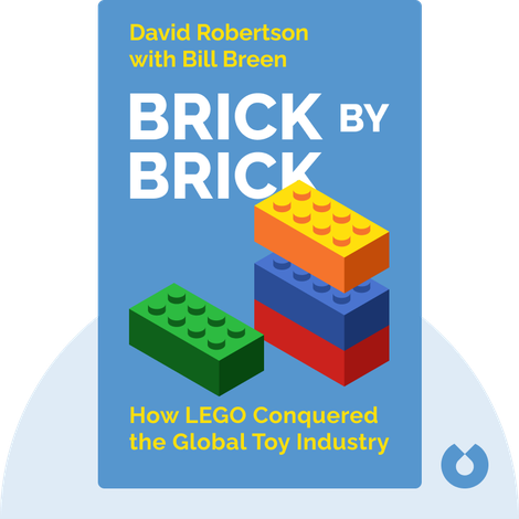 Brick by Brick by David Robertson with Bill Breen
