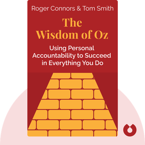The Wisdom of Oz by Roger Connors & Tom Smith