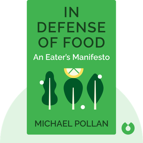 In Defense of Food von Michael Pollan