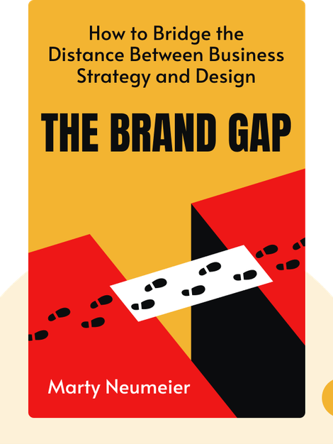 The Brand Gap: How to Bridge the Distance Between Business Strategy and Design von Marty Neumeier