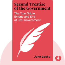 Second Treatise of the Government: An Essay Concerning the True Origin, Extent and End of Civil Government von John Locke