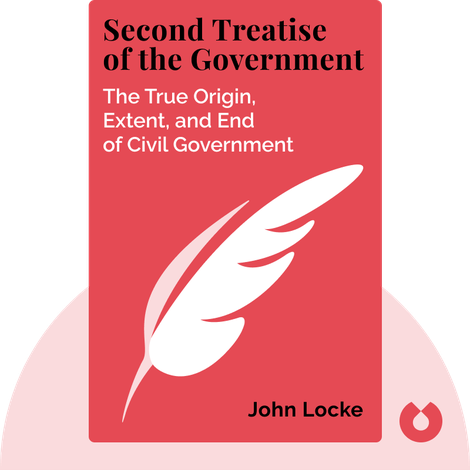 Second Treatise of the Government by John Locke