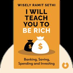 I Will Teach You To Be Rich von Ramit Sethi