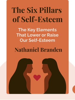 The Six Pillars of Self-Esteem: The Definitive Work on Self-Esteem by the Leading Pioneer in the Field by Nathaniel Branden