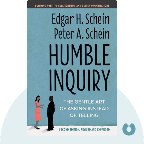 Humble Inquiry von Edgar H. Schein