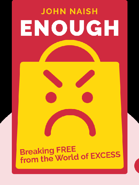 Enough: Breaking free from the World of Excess by John Naish