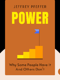 Power: Why Some People Have It And Others Don't von Jeffrey Pfeffer