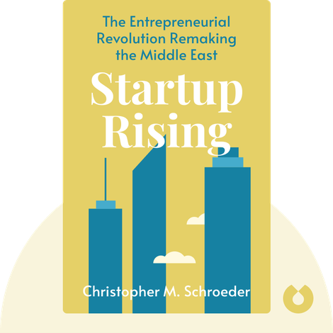 Startup Rising by Christopher M. Schroeder