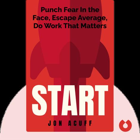 Start von Jon Acuff