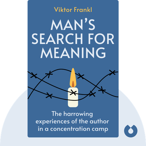 Man's Search for Meaning von Viktor Frankl