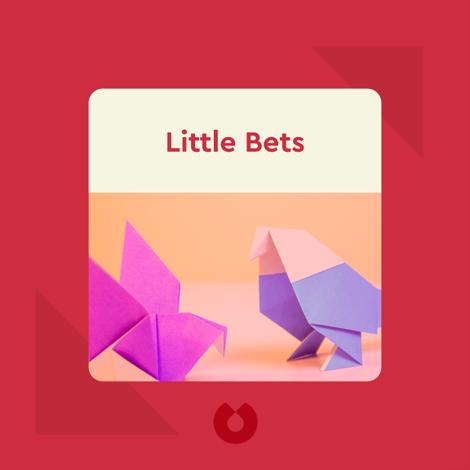Little Bets von Peter Sims