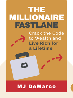The Millionaire Fastlane: Crack the Code to Wealth and Live Rich for a Lifetime von MJ DeMarco