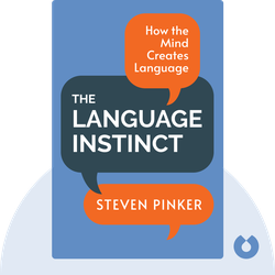 The Language Instinct: How the Mind Creates Language  von Steven Pinker