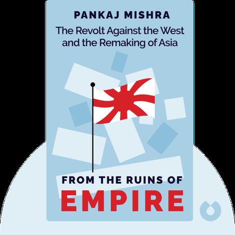 From the Ruins of Empire von Pankaj Mishra