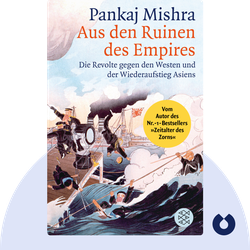 Aus den Ruinen des Empires: Die Revolte gegen den Westen und der Wiederaufstieg Asiens by Pankaj Mishra