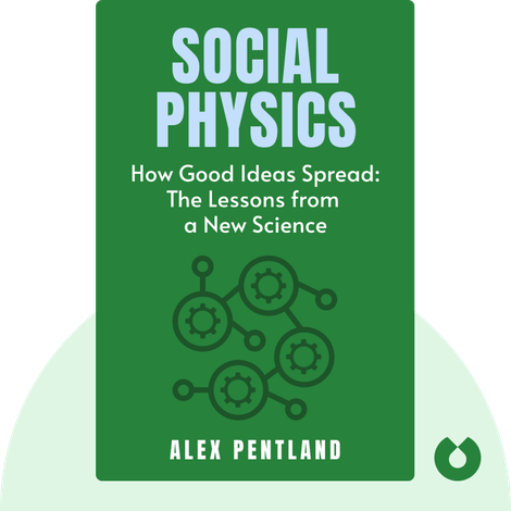 Social Physics by Alex Pentland