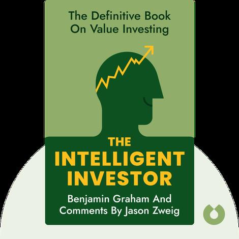 The Intelligent Investor von Benjamin Graham and comments by Jason Zweig