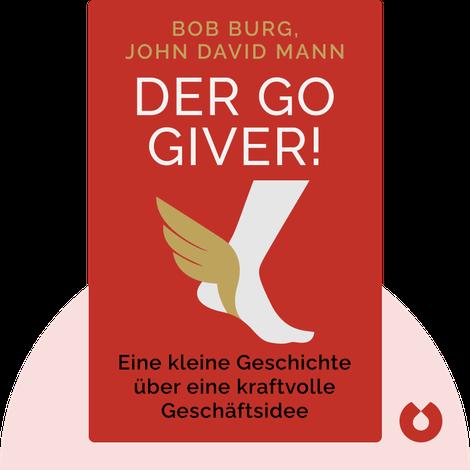 Der GO Giver! by Bob Burg, John David Mann