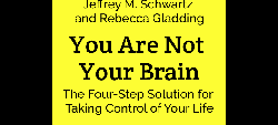 You Are Not Your Brain by Jeffrey M. Schwartz and Rebecca Gladding